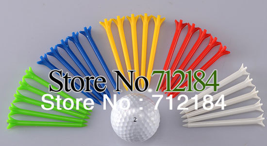 golf equipmen Wholesale Andux Golf zero Friction 5Prong golf tees 30Pcs/Lot,Can mix color Practice Goods Free shipping(China (Mainland))