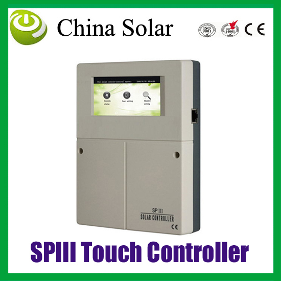 Solar water heater controller,solar water heating system SPIII with 30 controll system,good quality ,<br>