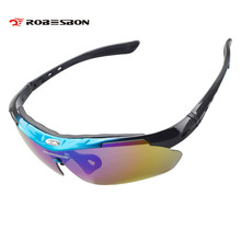 Buy ROBESBON Bike Eyewear Myopia Frame Windproof Motorcycle Polarized Sunglasses Bicycle Eyewear Skiing Cycling Glasses for $13.05 in AliExpress store