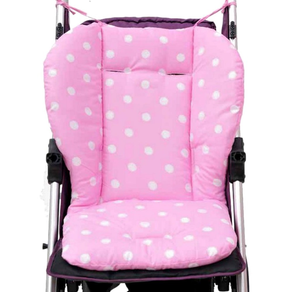 Baby child stroller cart chair seat cushion cotton thick mat for kids