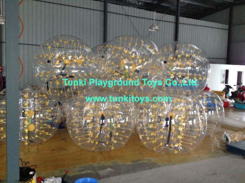 kids soccer bubble ball(China (Mainland))