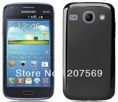 Здесь можно купить  Matte Soft TPU Gel Case for Samsung Galaxy Core i6282d Free Shipping  Телефоны и Телекоммуникации