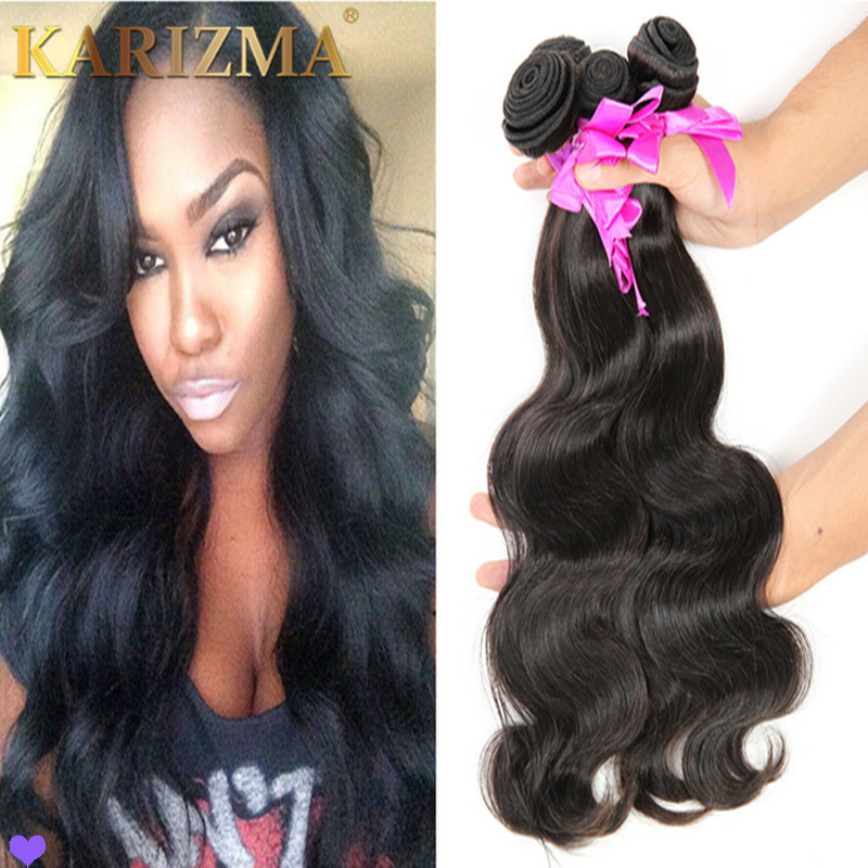 Malaysian Body Wave Virgin Hair 300g/lot Natural Black Unprocessed Body Wave Hair Extensions 100% Human Hair Free Shipping<br><br>Aliexpress
