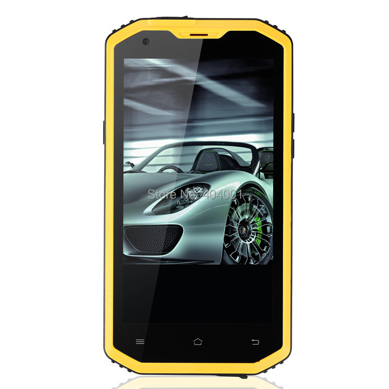 "No.1 X2 X-Men IP68 Waterproof 2200MAH Quad core Mobile Phone 5.5"" IPS FDD LTE Android 4.4 1GB RAM 8GB ROM 13.0MP LN(China (Mainland))"