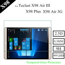 Anti-Shatter X98 Air III Tempered Glass Protector For Teclast X98 Plus X98 Pro Glass Protect Films T98 Screen Protector