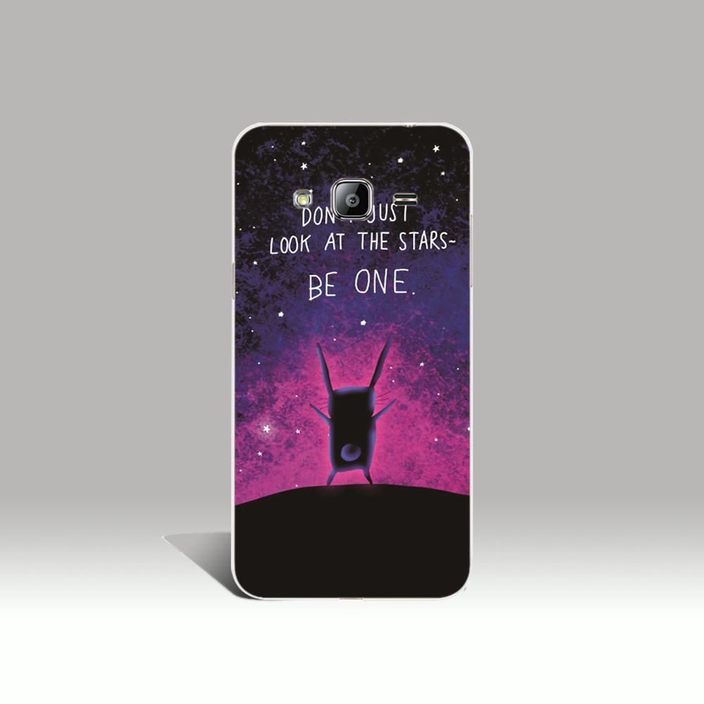 08580 Don t Just Look At The Stars cell phone case cover for Samsung Galaxy J1 ACE J5 2015 J7 N9150 2016(China (Mainland))