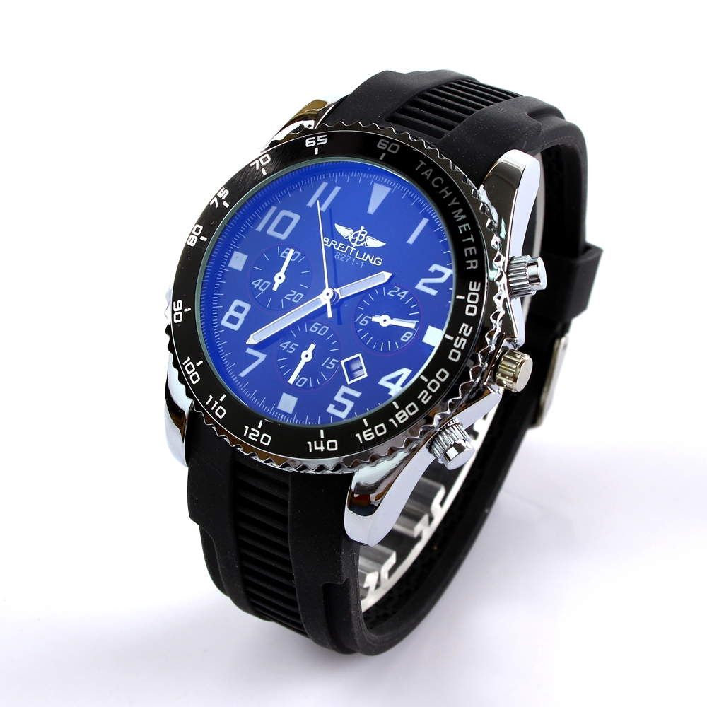 Hot-Selling Paragraph Fashion watch luxury brand classic men's Fashion&Casual quartz watches relogio masculino men Wristwatches  -  13413630 store
