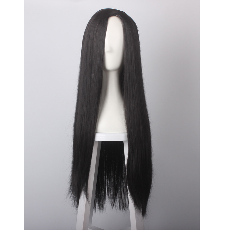 Cartoon Movie Pocahontas Long Straight Black 80cm Cosplay Wig Japan Natural Synthetic Hair Wigs Free Shipping<br><br>Aliexpress