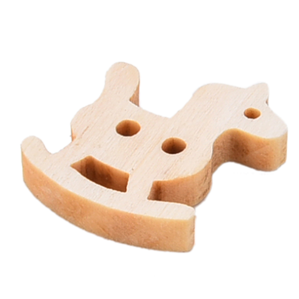 Popular handmade wooden rocking horse buy cheap handmade for Wooden horseshoes for crafts