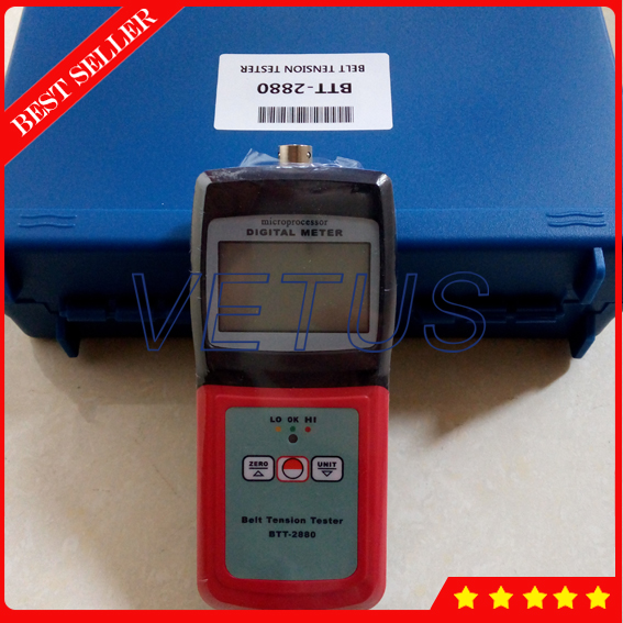 BTT-2880 Tension detector with Belt Tension Gauge(China (Mainland))