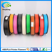 Free shipping 12 Colors 3D Printer Filament PLA 1.75/3mm material 1KG Plastic Rubber Consumables Material for printer