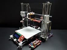 SINTRON High Accuracy DIY 3D Printer full electronic Kit for Reprap Prusa i3 MK3 heatbed