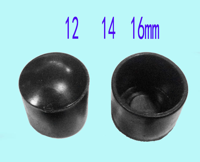 14mm Round cover Cap pipe tube 1/2 Inch rebar concrete iron Protector steel iron wire personal safe protecting tube cover pad(China (Mainland))