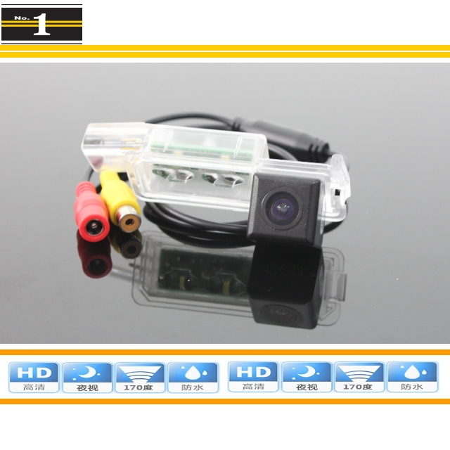 Car Parking Camera / Reverse Camera For Volkswagen VW Passat B7 B8 2010~2015 / RearView Camera / License Plate Light OEM(China (Mainland))