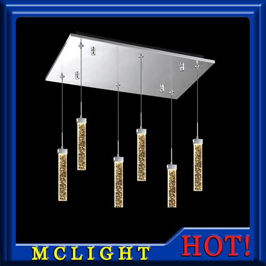 Modern K9 Crystal LED Pendant Light For Kitchen Lustre De Cristal Lamp Lighting Fixture Candelabro 110v Para Sala De Jantar<br><br>Aliexpress