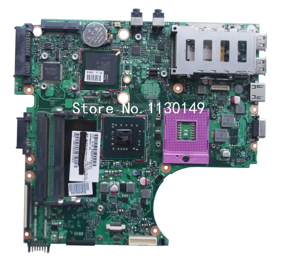 583079-001 for HP 4410S 4510S laptop motherboard with intel GM45 chipset DDR3(China (Mainland))