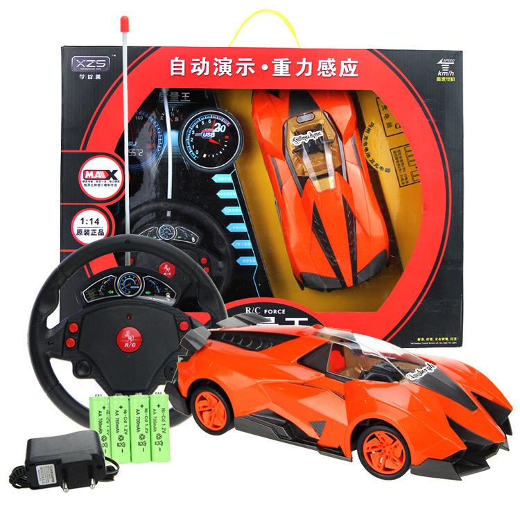 remote-controlled car/Toys for children/Lamborghini(China (Mainland))