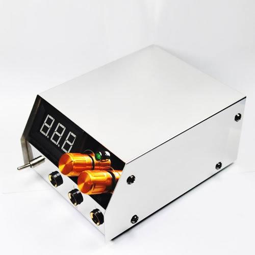 Клип-корды, Блоки питания для татуировочных машин AIM LCD P-001