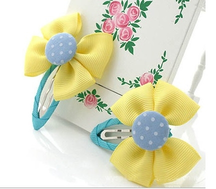 1 PIECE Fashion High QUALITY Hair jewelry hair clips for Kids Girls Hair Accessories(China (Mainland))