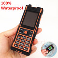 100 IP67 Waterproof Shockproof Mobile Phone dual sim mp3 Cell Phone Russian Polish Language H mobile