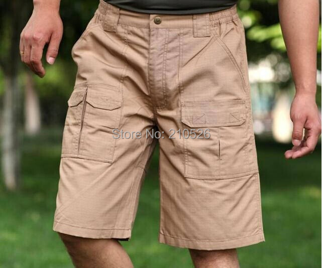 Hot selling mens Outdoor special tactical Multi-pocket tactic training military shortsОдежда и ак�е��уары<br><br><br>Aliexpress