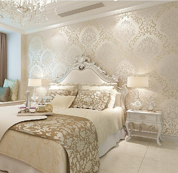 3d walls wallpaper rolls photo wall paper luxury europe for Images of 3d wallpaper for bedroom