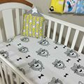 Fashion Europe bobo chose Baby Bedding sheet print king star fish Flaky clouds tree very lovely