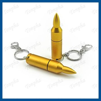 Free shipping hot selling bullet USB flash memory stick 2GB/4GB/8GB/16GB/32GB