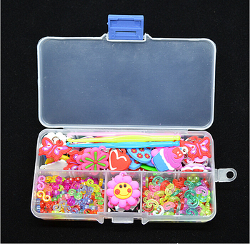 Mix 50 подвески подвеска + 100 s - клипы 100 c-клипы + 3 крюк = коробка комплект DIY вязание ткацкий станок резиновых полос для заправки подвески фитинги