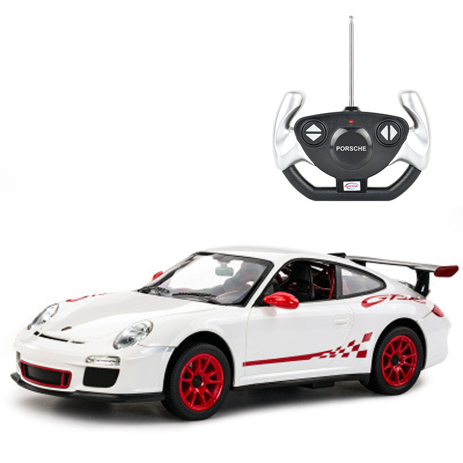 Free shipping Rastar Group 1:14 911 gt3 rs remote control car model/rc electric car toy/children toys