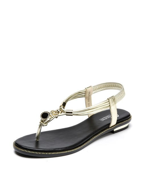Aokang MeiRies 2016 летний стиль мода классические женская обувь T - форма открытым ...