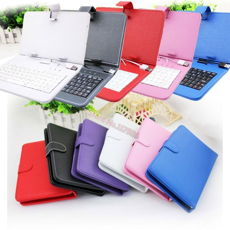 Colorful Free Shipping PU Leather Case USB ABS Plastic Keyboard for10.6 INCH Tablet PC microsoft Surface RT/PRO(China (Mainland))