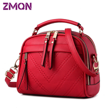 Women Shoulder Bag Candy 10 Colors Fashion Brand Small Crossbody Bags For Women Leather Messenger Tassel Zipper Bags Girls 507(China (Mainland))