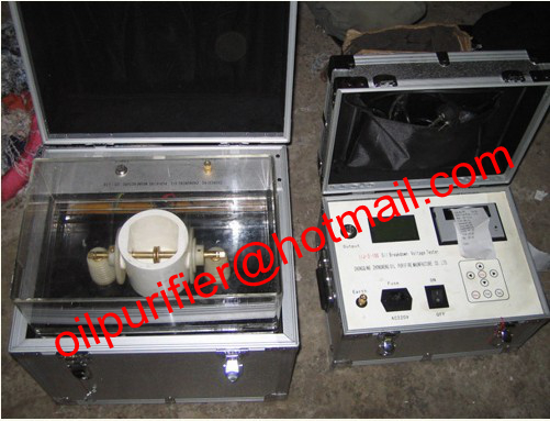 Transformer BDV Insulatiing Oil Test Set, Transformer Oil Tester (Test Dielectric Strength)(China (Mainland))
