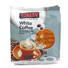 THECUPS Malaysia imports Instant white coffee Instant coffee triad 360 g free shipping