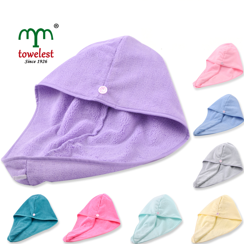 Mmy brand 2016 new arrival 2pc microfiber towel female for Home spa brand towels