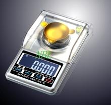 Original 30g x 0 001g Gram Digital Pocket Scale Jewelry Powder Grain Lab Diamond Carat Scales