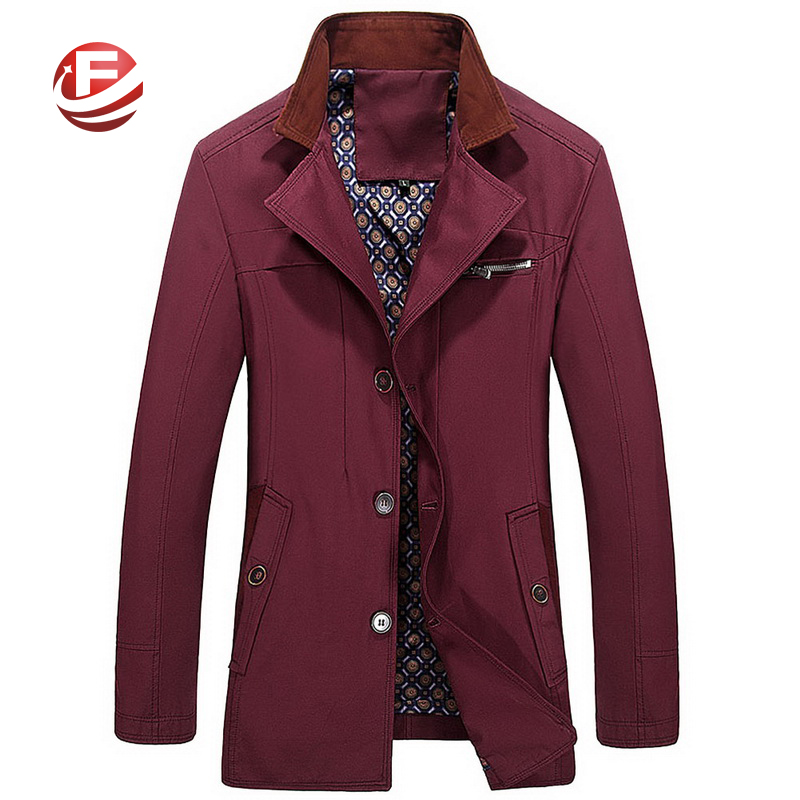 Professional Retail Fashion Men Jackets Slim Fit Outerwear Fast Delivery Business Men Coats Urban Man Jackets Big Size M-5XL(China (Mainland))