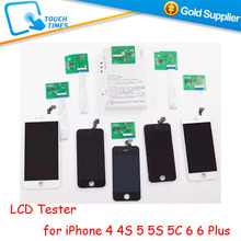 Brand New LCD Display Touch Screen Digitizer Test Tester for iPhone 4 4S 5 5S 5C 6 6 Plus (The Latest Version)(China (Mainland))