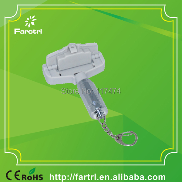 High Quality Supermarket Security Tag Detacher For Display Stop Lock(China (Mainland))
