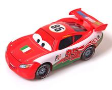 A01-0391 Funny Pixar Cars diecast figure toy Alloy Car Model for kids children toy- Country Edition Italy NO.95 1pcs