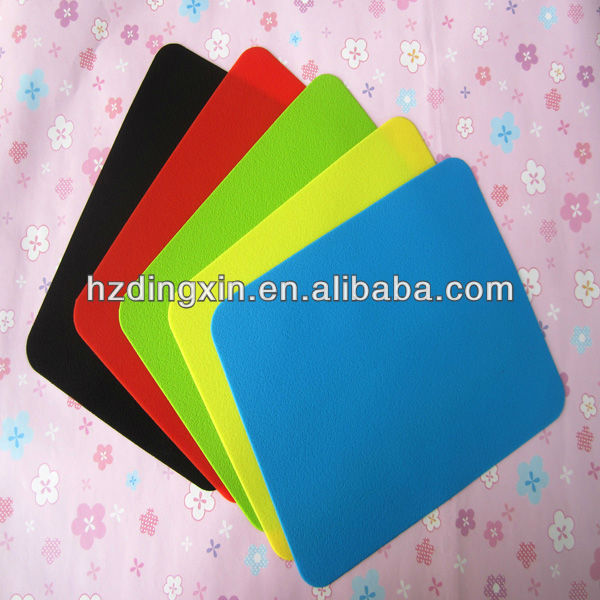 Free shipping 200pcs Promotional silicone mouse mat for ad