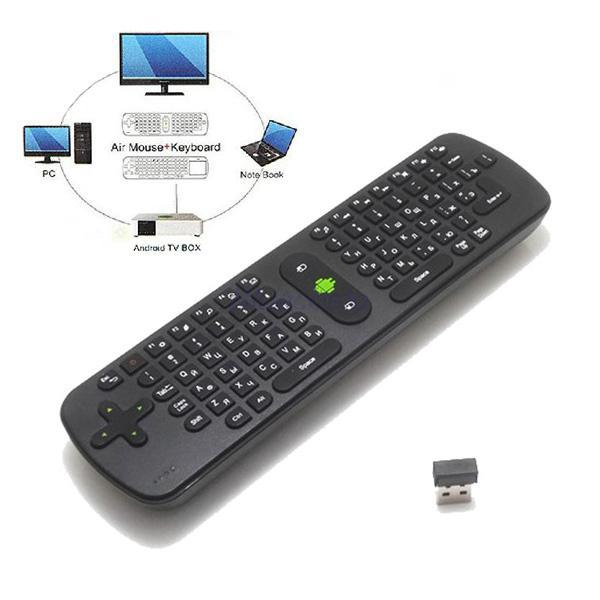 how to connect measy smart remote