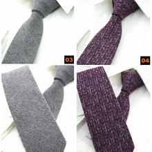 Men's Suit Ties Neckties Stripe Plaid Printed Necktie Male Formal Wedding Suede Woven Neck Tie Gravata Corbatas Slim Cravats(China (Mainland))