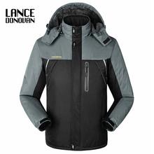 MAX CHEST 140CM PLUS SIZE 4XL 5XL 6XL 7XL 8XL 9XL Thin winter Jacket Men 2016 New Arrival Hooded Windproof Waterproof(China (Mainland))