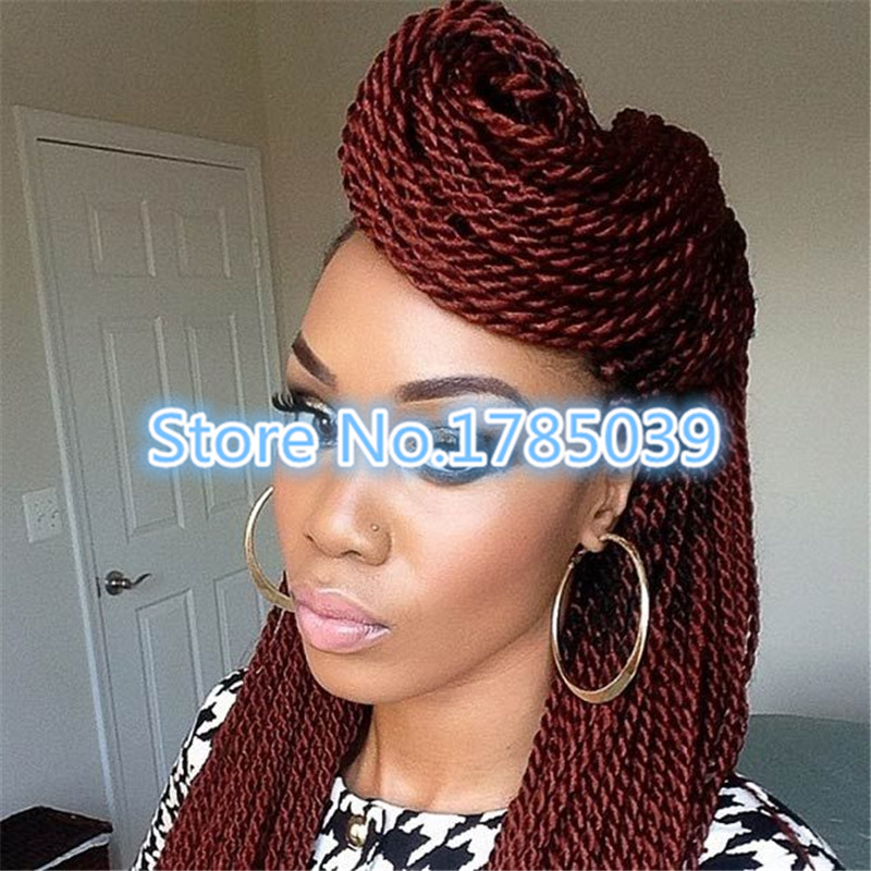 Crochet Braids Color 33 : ... Crochet Braids Hair Extensions Micro Braided hair Free tress Crochet