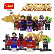 2016 Newest Arrival Legolied Ninjagoes Ninja Kai Jay Zane Cole Lloyd Lord Carmadon With Tornado Motorcycle Minifigures Blocks(China (Mainland))