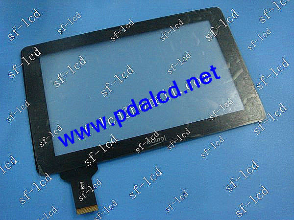 Original new 7'' Capacitive Ainol Novo7 Novo 7 Advanced 2 ii Tablet PC touch screen digitizer(China (Mainland))