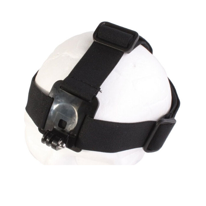 Gopro Head Strap Mount Belt Camera Hero 3 2 HD Accessories Black Edition - China Super Market store
