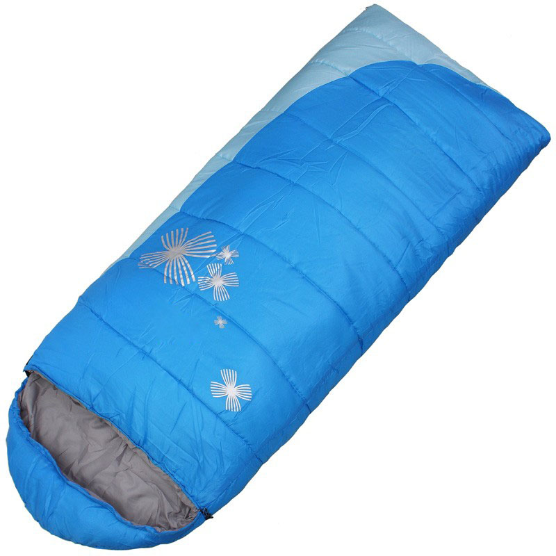 The new SD801 300G adult winter Envelope down sleeping bag waterproof outdoor camping splicing double sleeping bags(China (Mainland))